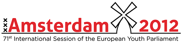 Amsterdam 2012 – European Youth Parliament (EYP)