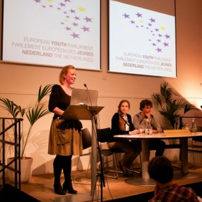 Press Conference in Spui25 on Thursday 8th